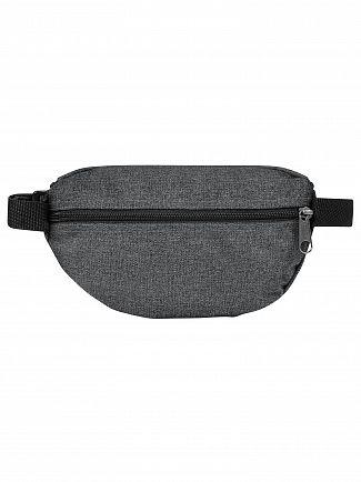Eastpak Black Denim Springer Bum Bag