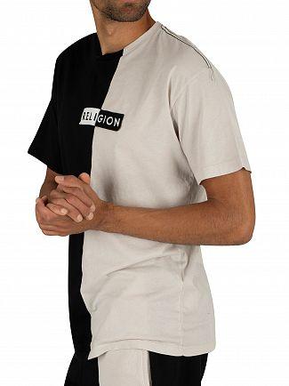 Religion Black Tag T-Shirt