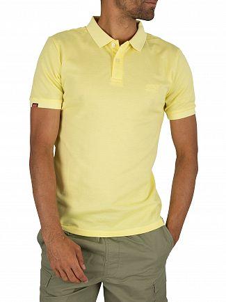 Superdry Citron Classic Micro Pique Polo Shirt