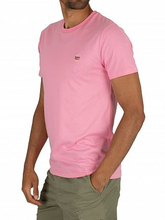 Superdry Prep Pink Collective T-Shirt