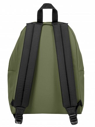 Eastpak Quiet Khaki Padded Pak'R Backpack