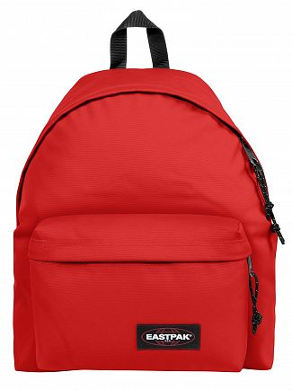 Eastpak Teasing Red Padded Pak'R Backpack