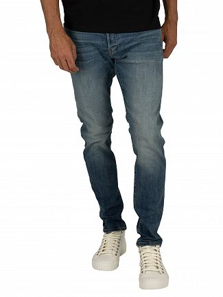 G-Star Vintage Medium Aged 3301 Slim Jeans