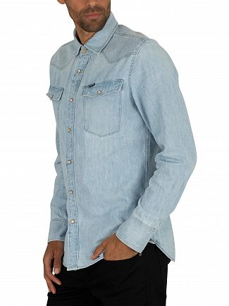 G-Star Light Aged 3301 Slim Shirt