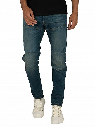 G-Star Medium Aged 5620 3D Slim Jeans