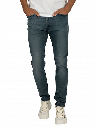 Levi's Creeping Thyme 512 Slim Taper Fit Jeans