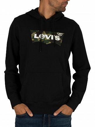 Levi's Animal Mineral Graphic Pullover Hoodie