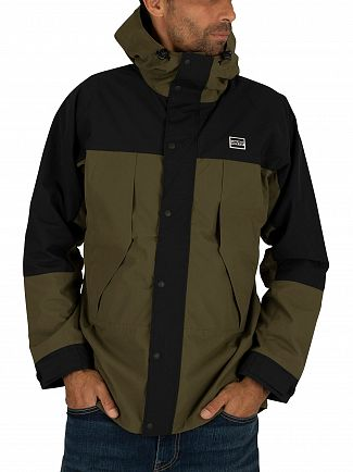 Levi's Olive Night Lightweight Sport Parka Jacket
