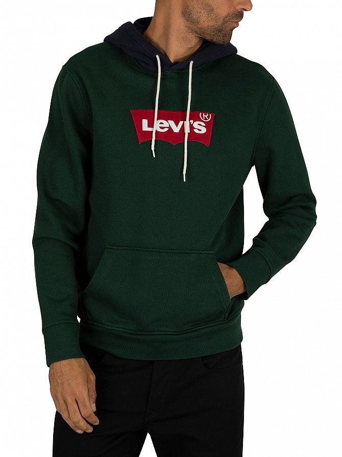 Levi's Pine Modern Pullover Hoodie
