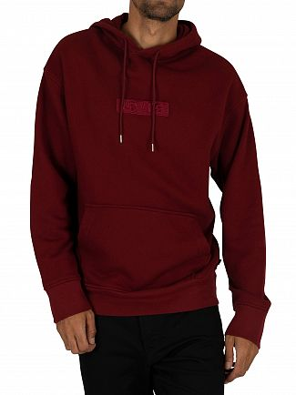 Levi's Babytab Relaxed Graphic Pullover Hoodie