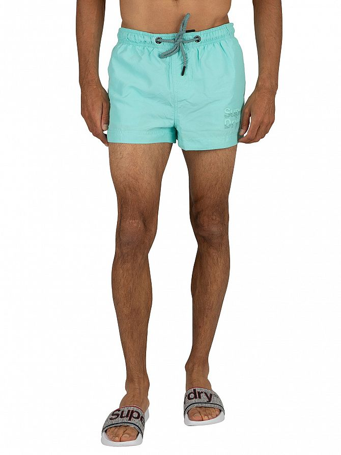 Superdry Aqua Sorrento Pastel Swim Shorts