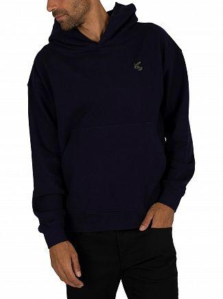 Vivienne Westwood Navy Pullover Hoodie