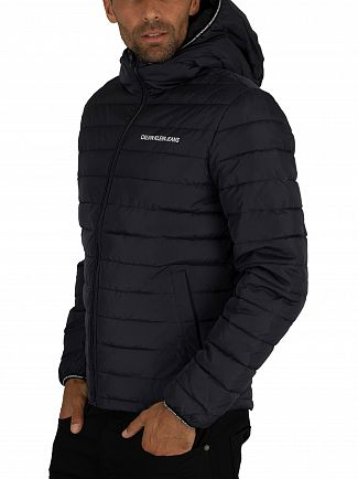 Calvin Klein Jeans Night Sky/Black Padded Jacket