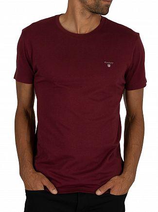 Gant Port Red The Original T-Shirt