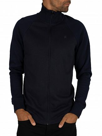 G-Star Mazarine Blue Jirgi Zip Jacket