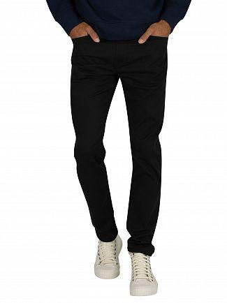 Levi's Caviar Sorbtek 512 Slim Taper Fit Jeans