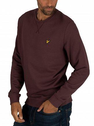 Lyle & Scott Berry Crew Sweatshirt