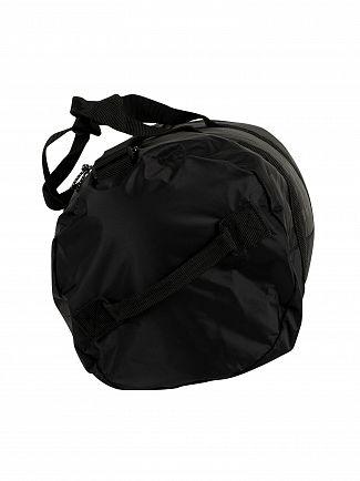 Lyle & Scott True Black Lightweight Barrel Bag