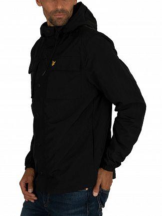 Lyle & Scott True Black Pocket Jacket