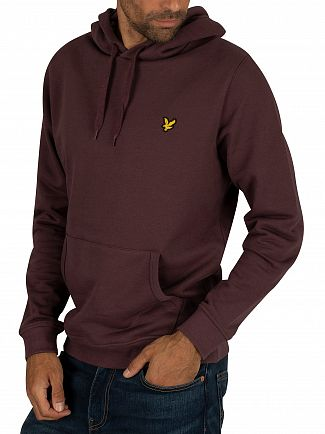 Lyle & Scott Berry Pullover Hoodie
