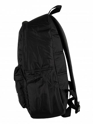 Lyle & Scott True Black Wadded Backpack