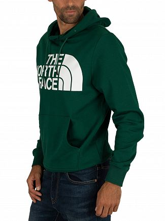 The North Face Night Green Standard Pullover Hoodie