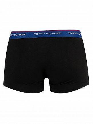 Tommy Hilfiger Ethereal Blue/Peacoat/Sodalite Blue 3 Pack Premium Essentials Trunks