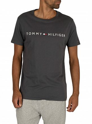 Tommy Hilfiger Magnet Logo Flag T-Shirt