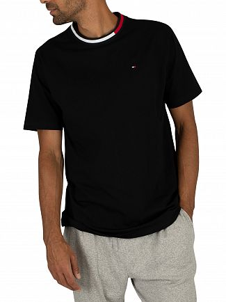 Tommy Hilfiger Black Logo T-Shirt