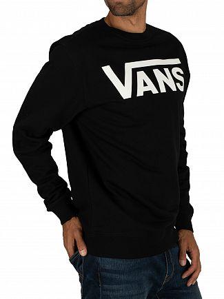 Vans Black/White Classic Sweatshirt