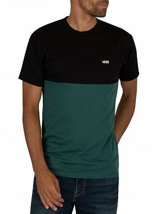 Vans Black/Van Colorblock T-Shirt