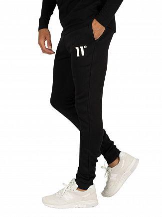 11 Degrees Black Core Skinny Joggers
