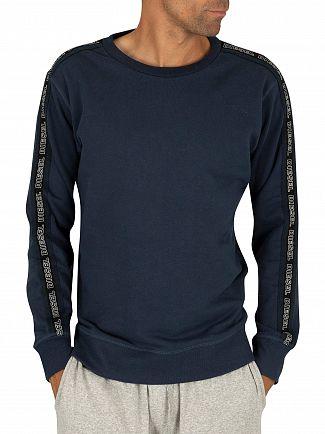 Diesel Navy Willy Sweatshirt