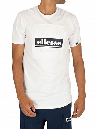 Ellesse White Adamello T-Shirt