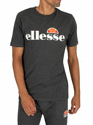 Ellesse Dark Grey Marl SL Prado T-Shirt
