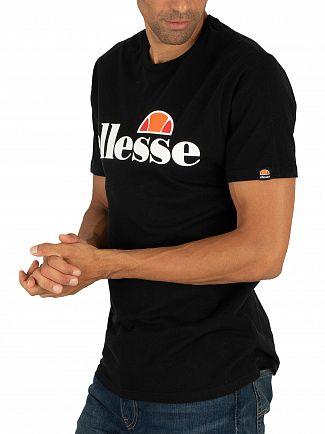 Ellesse Black SL Prado T-Shirt