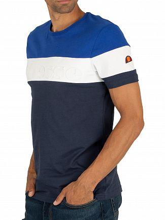 Ellesse Navy Timavo T-Shirt