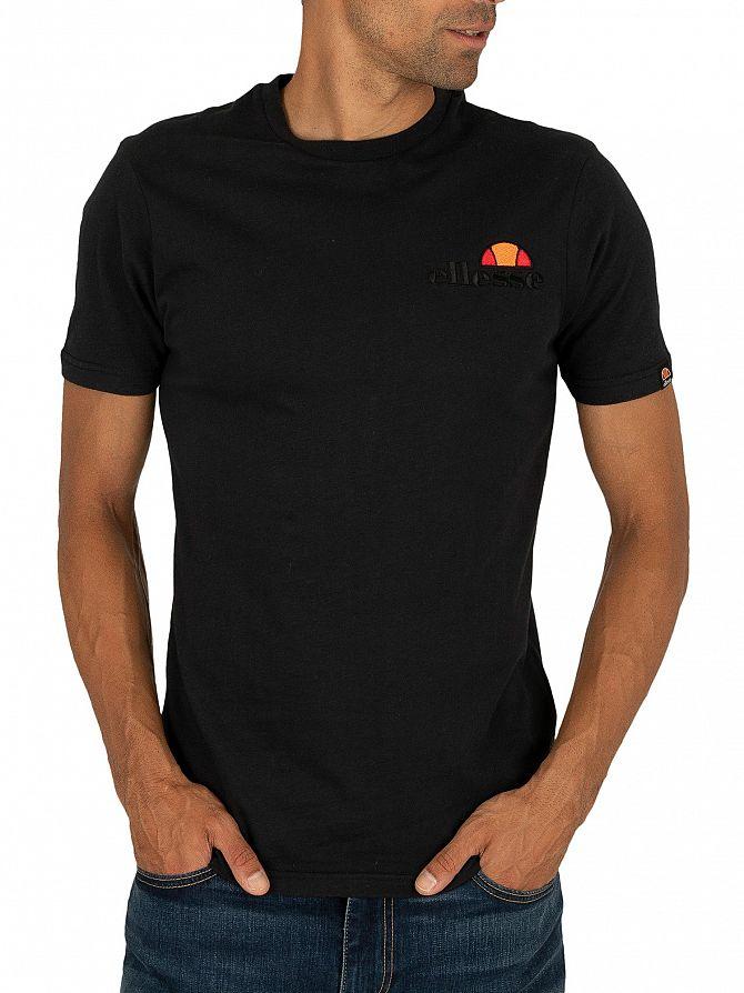 Ellesse Black Voodoo T-Shirt