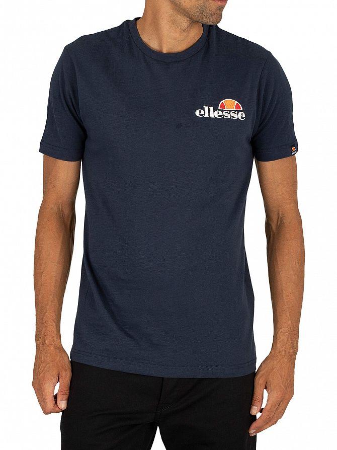 Ellesse Navy Voodoo T-Shirt