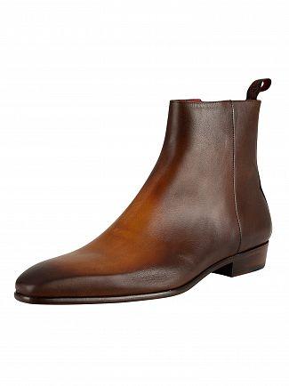 Jeffery West Castano Vintage Capone Shoes