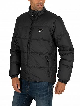 Levi's Black Coit Down Puffer Jacket