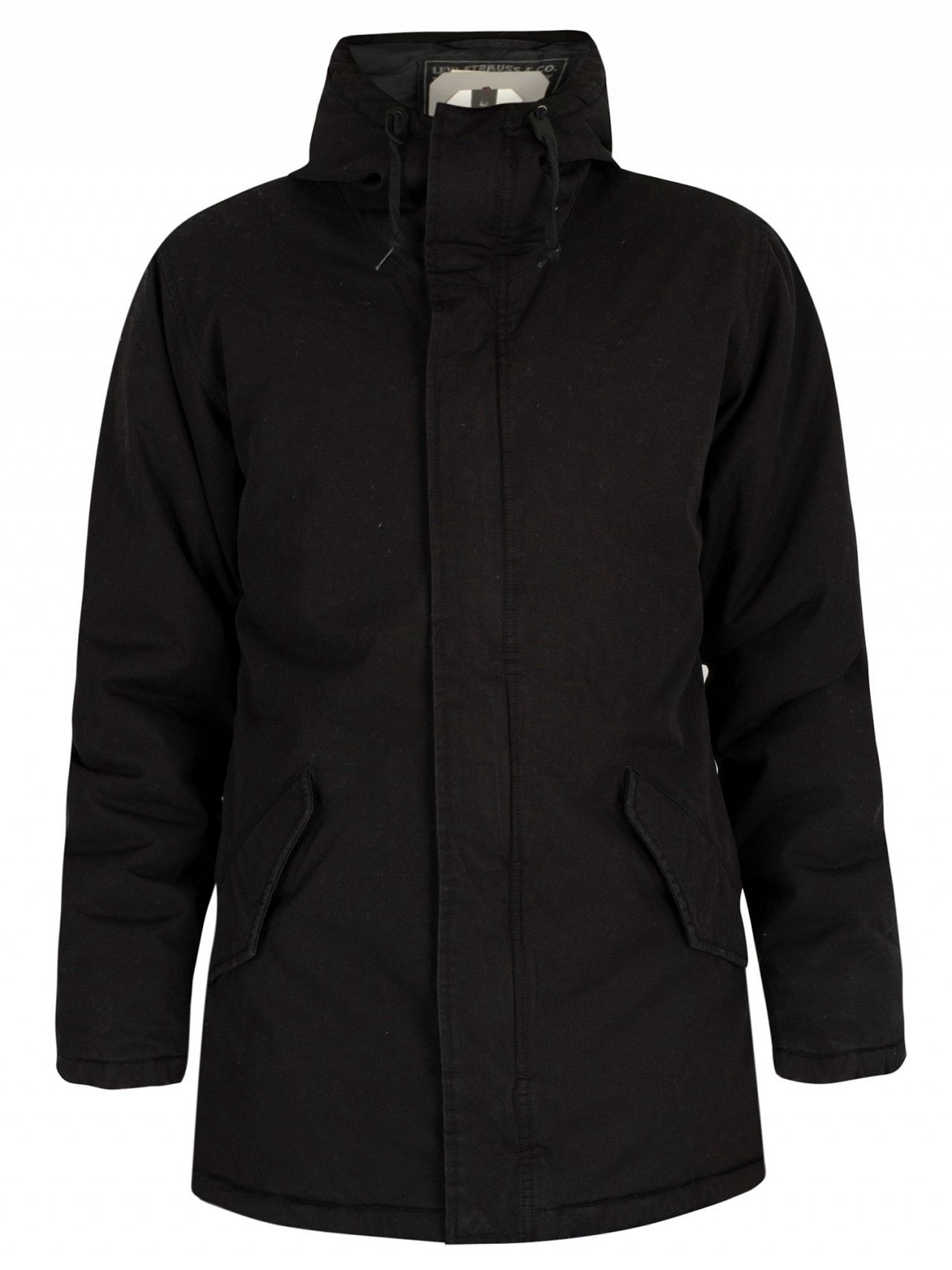 d766cf799 Levi's Caviar Thermore Padded Parka Jacket
