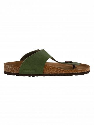 Birkenstock Green Ramses BS Vegan Sandals