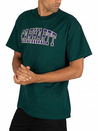 Carhartt WIP Dark Fir Theory T-Shirt