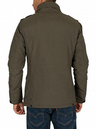 Schott Khaki Field Jacket