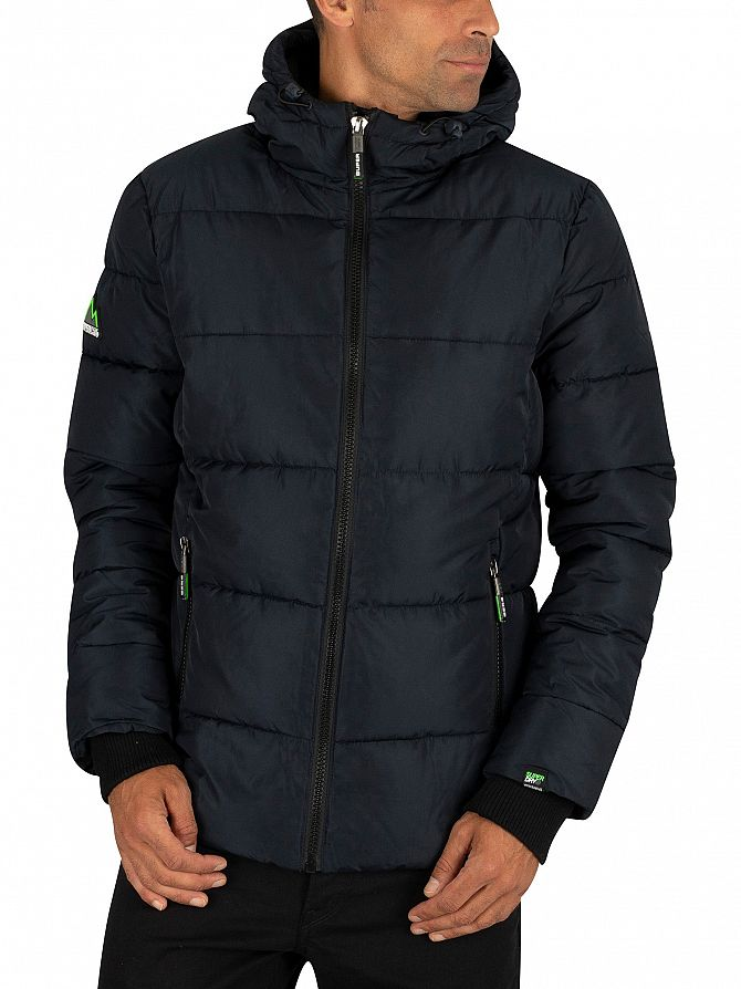 Superdry Ink Sports Puffer Jacket