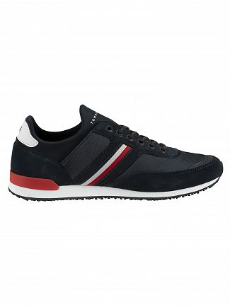 Tommy Hilfiger Midnight Iconic Sock Runner Trainers