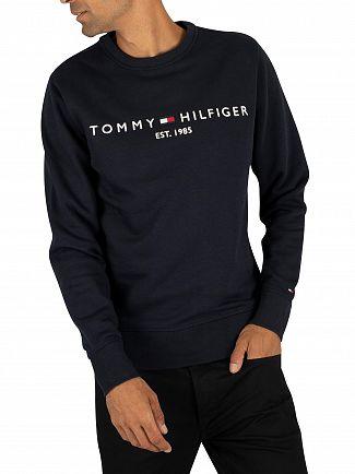 Tommy Hilfiger Sky Captain Logo Sweatshirt