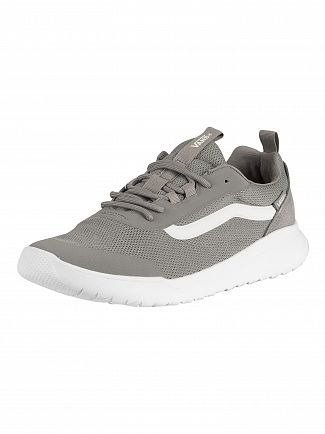 Vans Frost Grey/White Cerus Raw Mesh Trainers