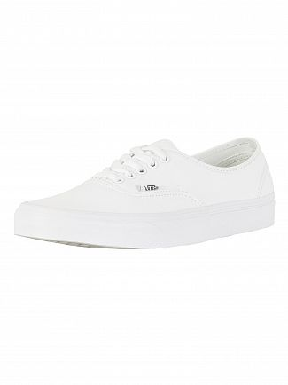 Vans True White Authentic Trainers